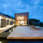 Alinghi deck views