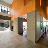 Alinghi interior