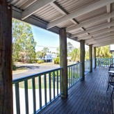 Cabbage Palm- top front deck