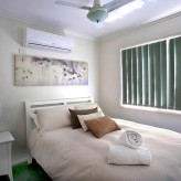Cabbage Palm- 4th bedroom upstairs 1x double