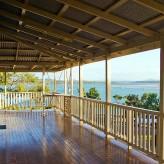 Elliot Lodge verandah