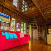 The Gallery lounge and loft