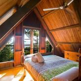 The Gallery loft bedroom