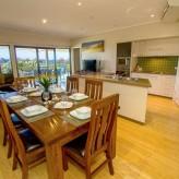Loka Santi penthouse dining room