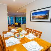 Loka Santi - kitchen table