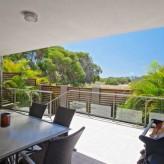 Loka Santi apartments balcony