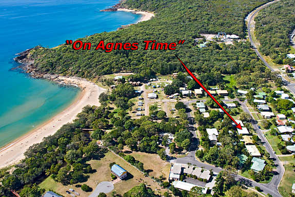 On Agnes Time map