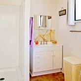 The Little House bathroom