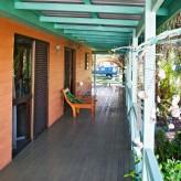 The Little House verandah