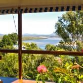 Round Hill Cottage verandah view