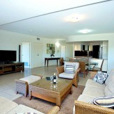 Aloha living area