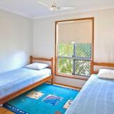 McLeods twin bedroom