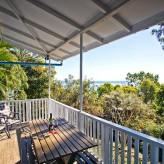 Sunset Villa veranda