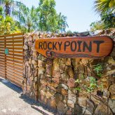 Rock Point Sign