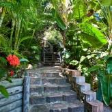 Villa 1770 stairs