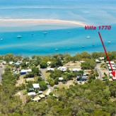 Villa 1770 aerial