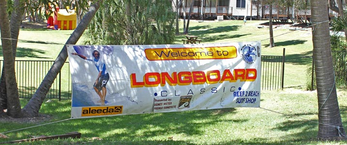 Longboard Surf Classic Agnes Water