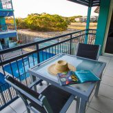 Beach Pad 2 - balcony