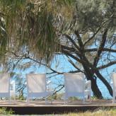 Shutters beach deck