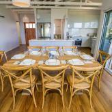 Slipaway dining to kitchen