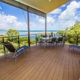 Slipaway outdoor deck