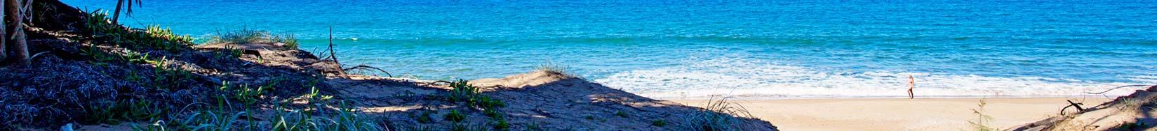 Agnes Water - beach