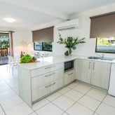 A Lure Kitchen with dishwasher