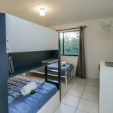 A Lure 3 x single beds